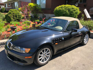 BMW Z3 1999 - Manual Convertible