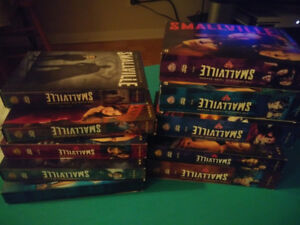 Smallville Complete Series DVDs