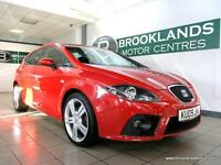 SEAT Leon 2.0 TDI FR [5X SERVICES and 170BHP]