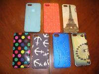 7 IPHONE 5 CASES