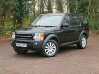 2005 Land Rover Discovery 4.4 V8 SE AUTOMATIC 7 SEATS PETROL MEGA SPEC 4x4 Petro
