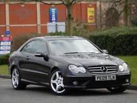 Mercedes Benz CLK 220 CDI Auto Sport + 1 OWNER + 7 SERVICE STAMPS