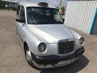 LONDON TAXIS INT TXII SILVER AUTO