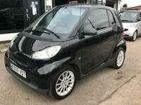 2009 smart fortwo 1.0 PASSION MHD 2d 71 BHP Coupe Petrol Automatic