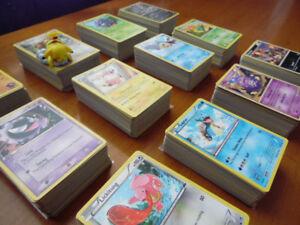 Lot de 450 cartes Pokémon