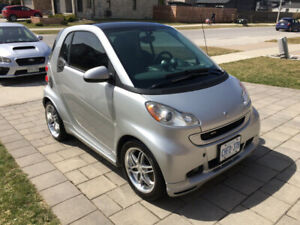 2009 Smart ForTwo Brabus, Great Condition w/HWY Kms
