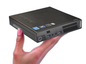 Lenovo ThinkCenter M93p, Tiny Form Factor, Core i5 4570T 2.9 GHz, 8 GB RAM, 500 GB HDD, Discounted Price & Warranty