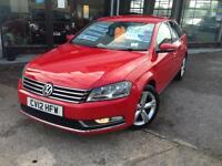 2012 VW Passat 1.6TDI (105ps) BlueMotion Tech SE **1 Owner** (Finance Available)