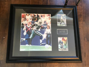 Emmitt Smith Collector's Print