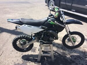 Kx 65 monster edition