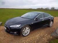 2015 / 15 Tesla Model S E CVT 85 KWH