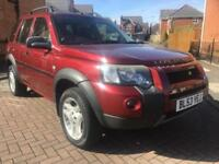 2004 53 LAND ROVER FREELANDER 2.0 TD4 HSE 5 DR ESTATE 4X4 STUNNING