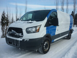 2015 Ford Transit EXTENDED Cargo Van, SHELVING, PARTITION