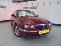 2002 Jaguar X-Type 3.0 V6 SE (AWD) 4dr