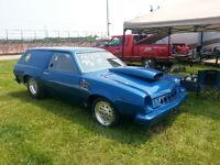 1974 PINTO WAGON DRAG CAR