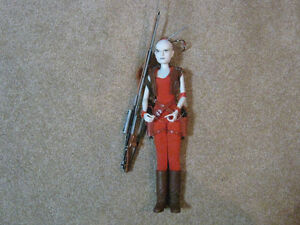 Star Wars 12 Inch AURRA SING Action Figure by Hasbro Strathcona County Edmonton Area image 1