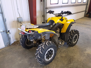 2008 can am Renegade 500 4700 obo
