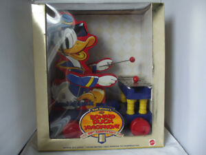 DONALD DUCK Walt Disney's Mattel 60th Anniversary Xylophone Ltd