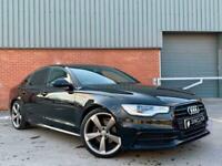 2014 Audi A6 2.0 TDI Black Edition 4dr SALOON Diesel Manual