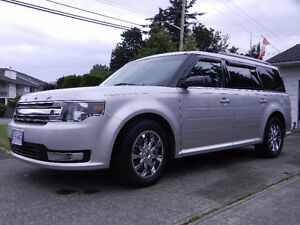 2013 Ford Flex SEL AWD SUV, Crossover