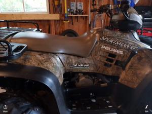 Polaris sportsman 500 high output 4WD