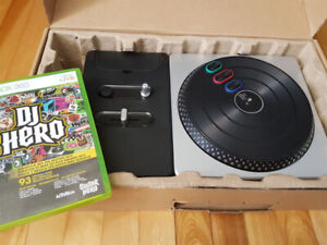 DJ Hero for xbox 360