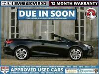 2013 Vauxhall Cascada 1.4T Elite (s/s) 2dr Convertible Petrol Manual