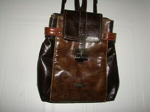 Joanel Purse - back pack style or side shoulder