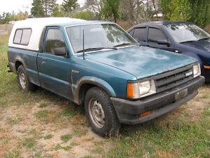 1993 Mazda B-Series Pickup Truck
