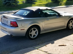 2000 Ford Mustang GT V8 décapotable