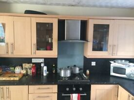 Large double Room to let in fantastic shared house