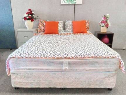 DELIVERY TODAY Queen Ensemble bed & mattress QUICK SALE Belmont Belmont Area Preview