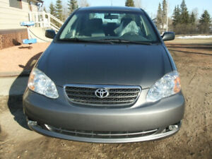 For Sale: 2007 Toyota Corolla CE
