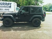 2014 Jeep Wrangler 4x4 Trail Rated Sport SUV, Crossover