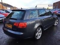 2008 Audi A4 Avant 2.0 TDI S Line Estate 5dr Diesel CVT (167 g/km, 138 bhp)