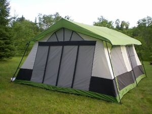12 x 12 two room Sears tent