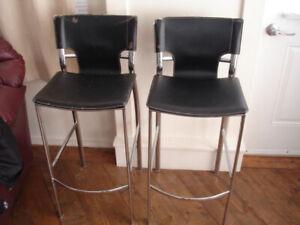 Three Barstools from Attica.