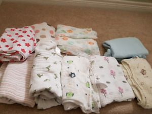 Aden and anais swaddle blankets