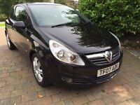 2007 (57) Vauxhall Corsa design 1.2l petrol