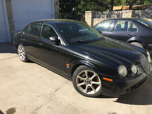 2003 Jaguar S-TYPE Type R Sedan