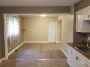 Newly reno'd suite, comes with garage