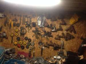 Lots of ski-doo parts new & used for REV & ZXsleds(597-5150) St. John's Newfoundland image 8