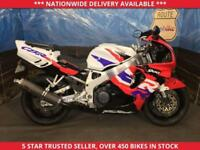 HONDA CBR900RR FIREBLADE CBR 900 RR LOW MILEAGE ONLY 13044 MILE 1998