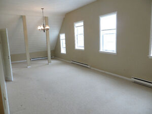 LARGE, BRIGHT 2 BDRM APT OVERLOOKING PARK AND RIVER IN MEAFORD