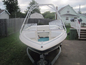 Still lots of Summer left to use this boat!!