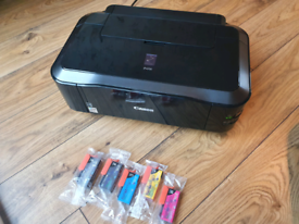 Printer Cannon iP4700 with 2 sets of ink