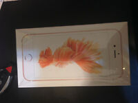 iPhone 6s rose gold 128gb unlocked brand new in box