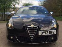 Alfa Romeo Giulietta Veloce jtdm-2 panoramic roof top of the range