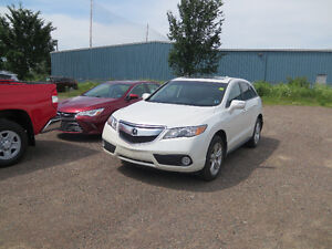 Acura RDX 2015 Loaded with Leather Priced to move!!