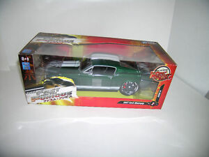 1967 Mustang Fast and Furious Tokyo Drift new in box